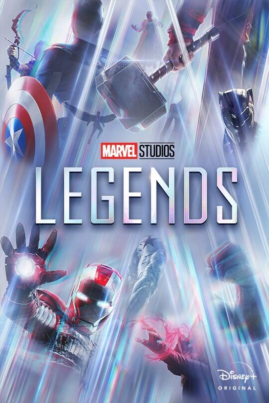 Marvel Studios: Legends | Disney+ Originals