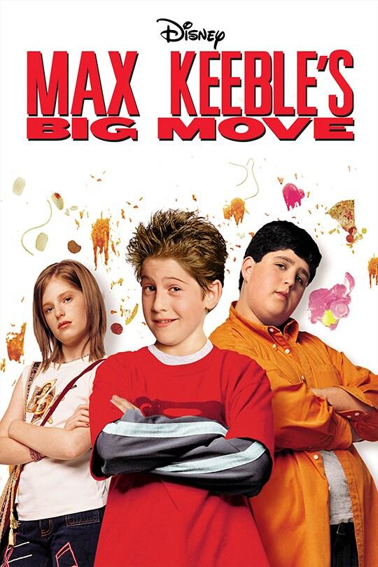 Max Keeble's Big Move poster