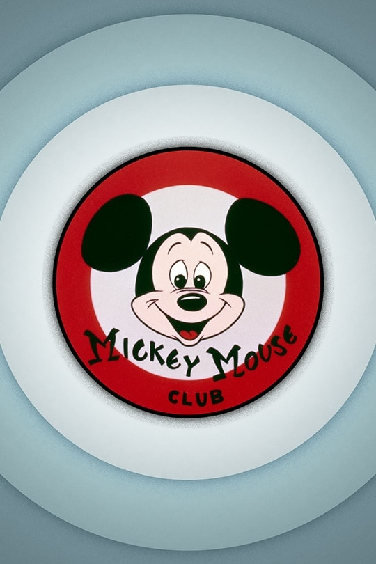 The Mickey Mouse Club movie poster