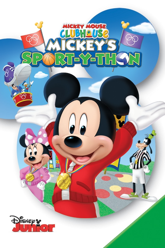 Mickey Mouse Clubhouse Sport-y-thon | Disney Junior