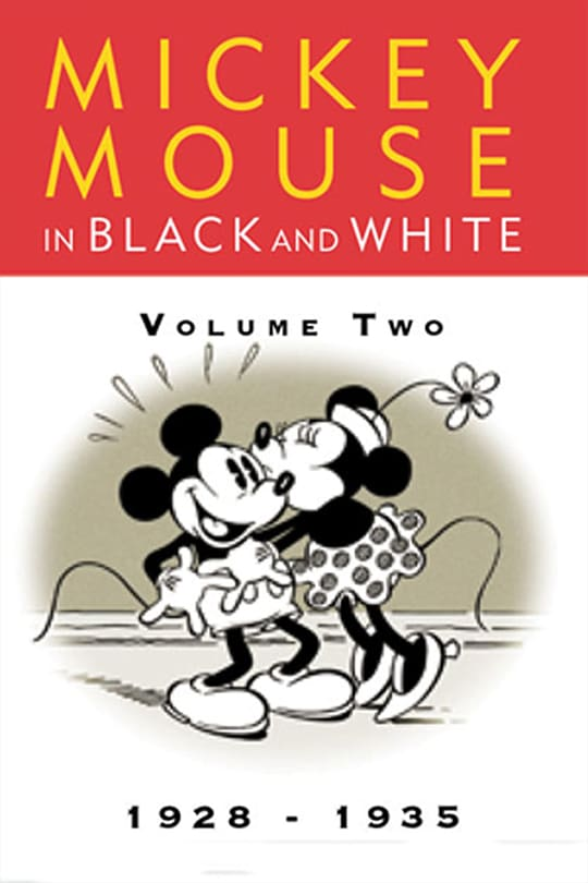 Mickey Mouse In Black And White Volume Two poster
