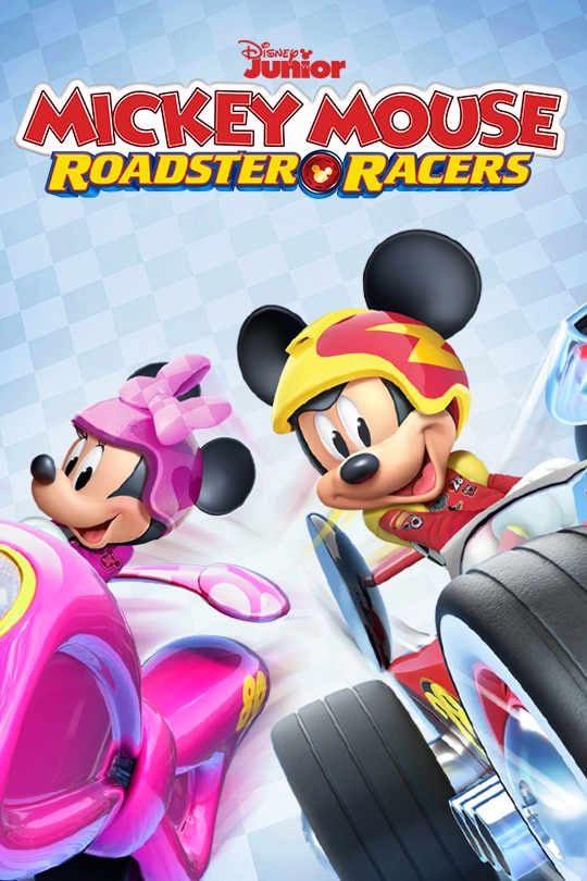 Disney Junior | Mickey Mouse Roadster Racers