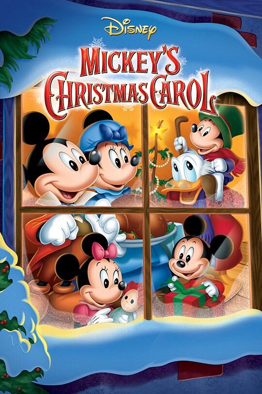 Disney Mickey's Christmas Carol movie poster