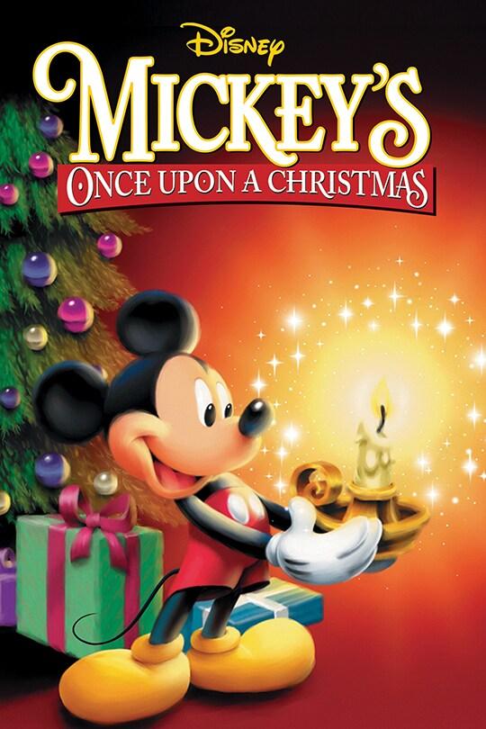 Disney | Mickey's Once Upon a Christmas poster