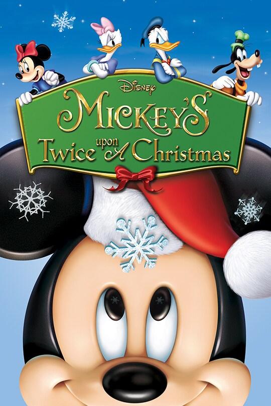 Disney | Mickey's Twice Upon a Christmas poster