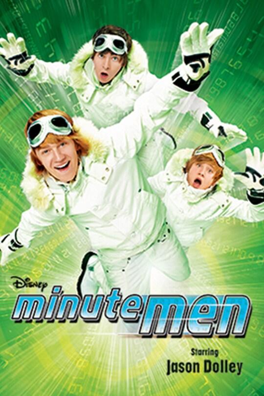 Disney | Minutemen | Starring Jason Dolley poster
