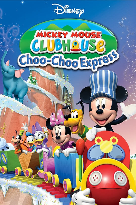 Disney Mickey Mouse Clubhouse: Choo-Choo Express movie poster