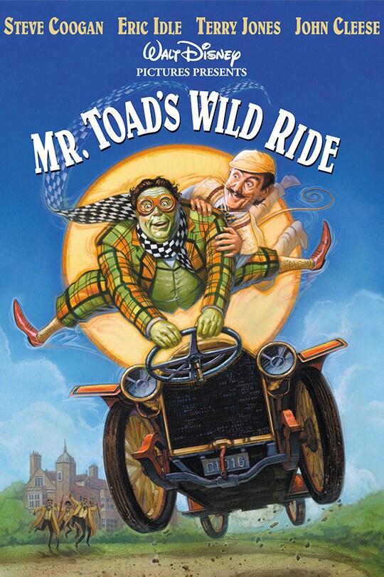 Mr. Toad's Wild Ride movie poster