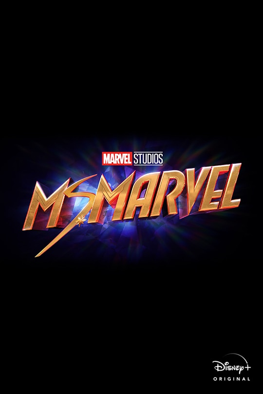 Marvel Studios | Ms. Marvel | Disney+ Original | movie poster