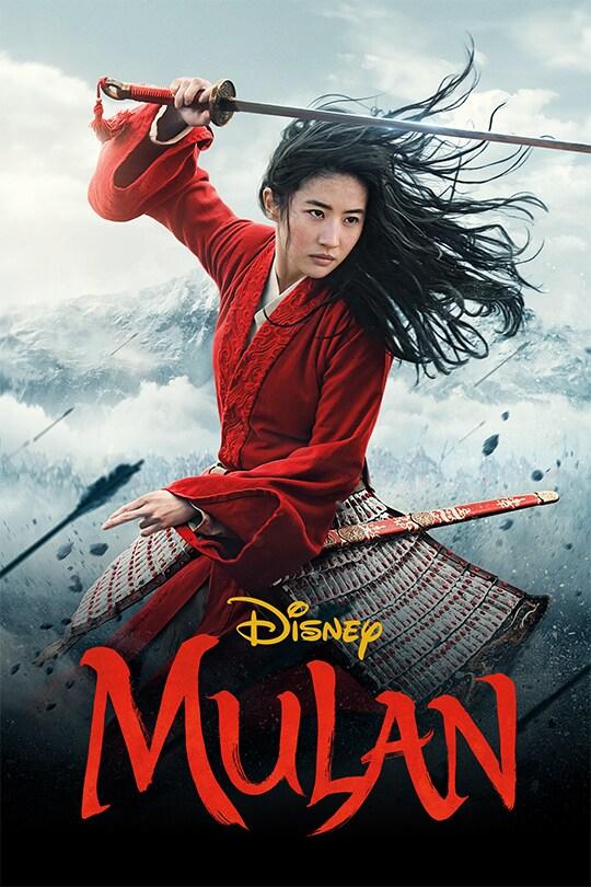 Disney | Mulan poster