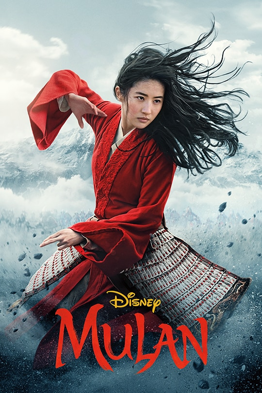 Disney | Mulan | Now On Digital. Also streaming on Disney+ with Premier Access