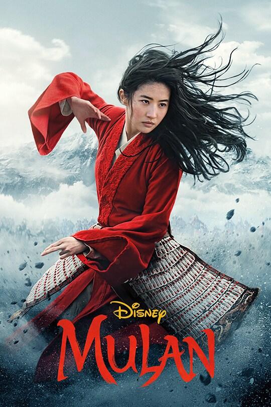 Mulan 2020 Disney Movies