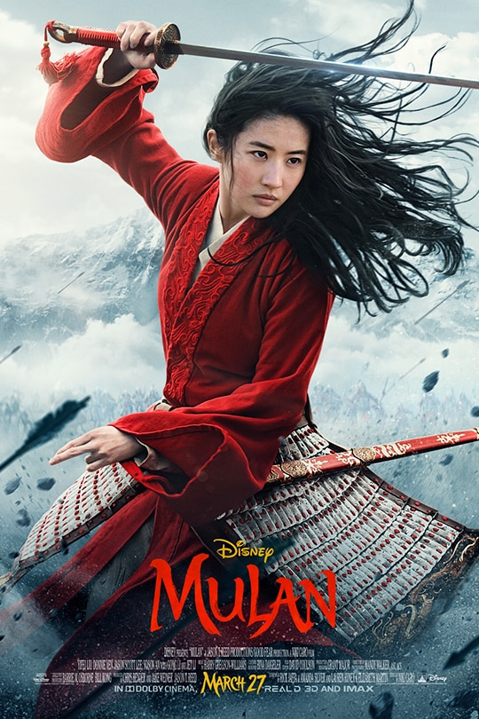 Image result for mulan movie