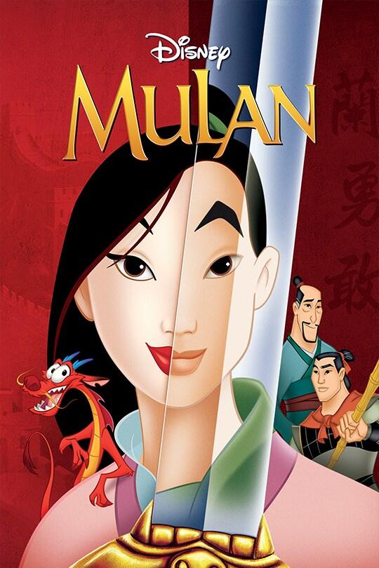 Disney | Mulan movie poster