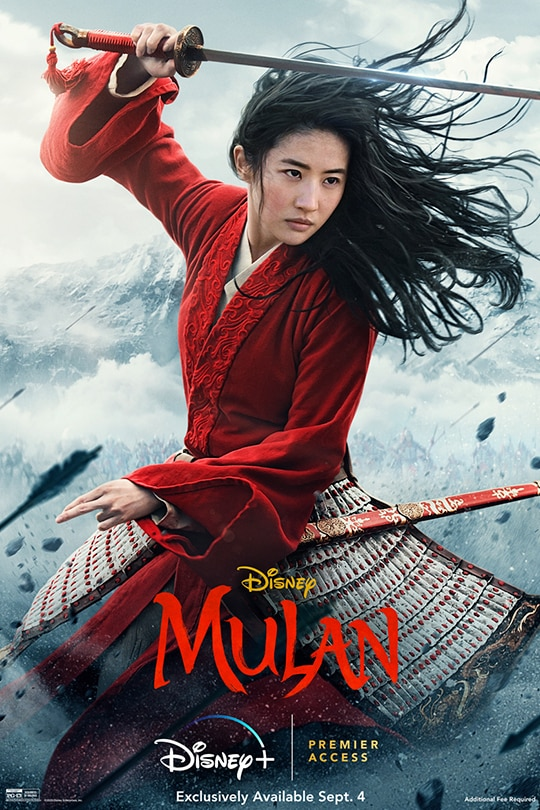 Disney | Mulan | Disney+ | Exclusively Available Sept. 4