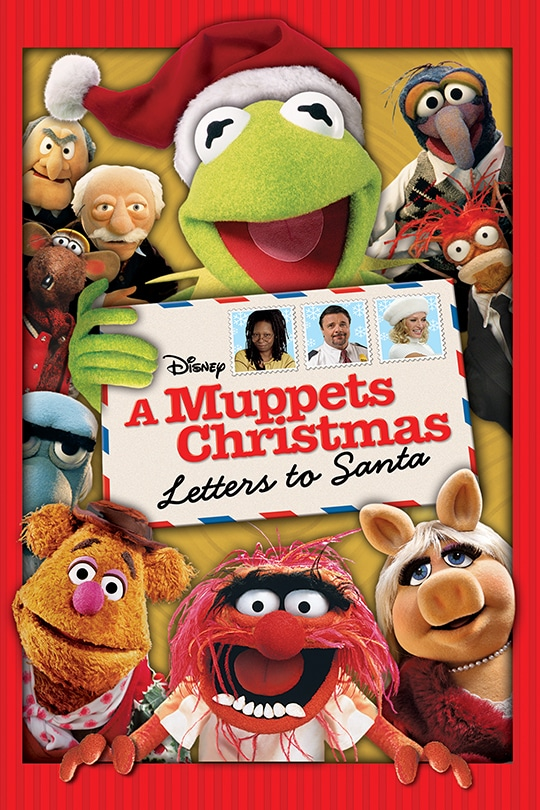 Disney A Muppets Christmas - Letters to Santa