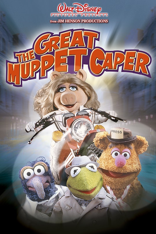Walt Disney Pictures Presents: From Jim Henson Productions The Great Muppet Caper