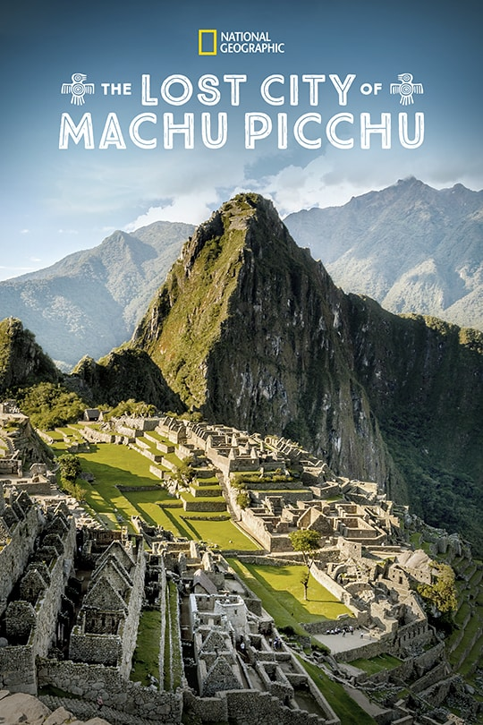 The Lost City of Machu Picchu movie poster