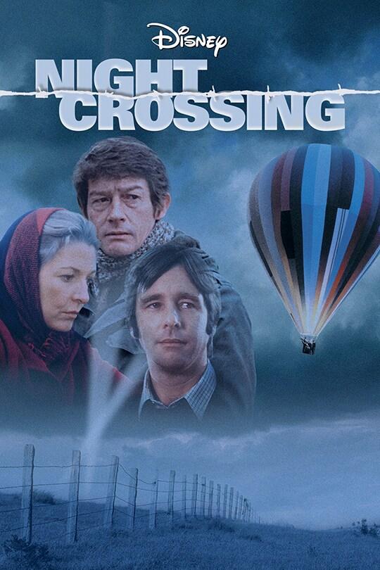 Disney Night Crossing movie poster