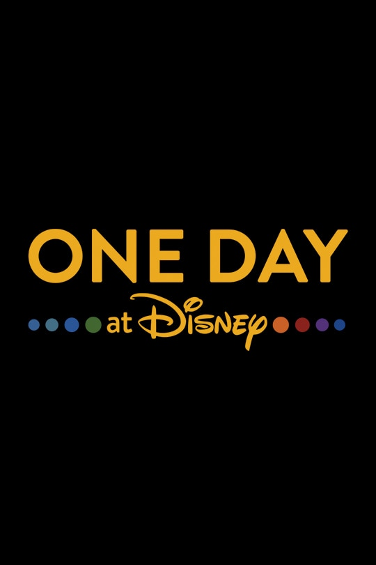 One Day at Disney - poster image