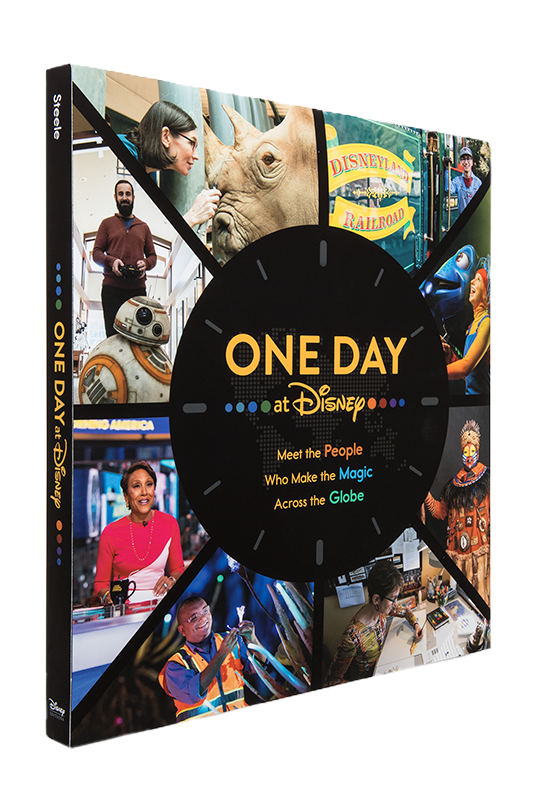 One Day At Disney Book And Documentary Disney Originals