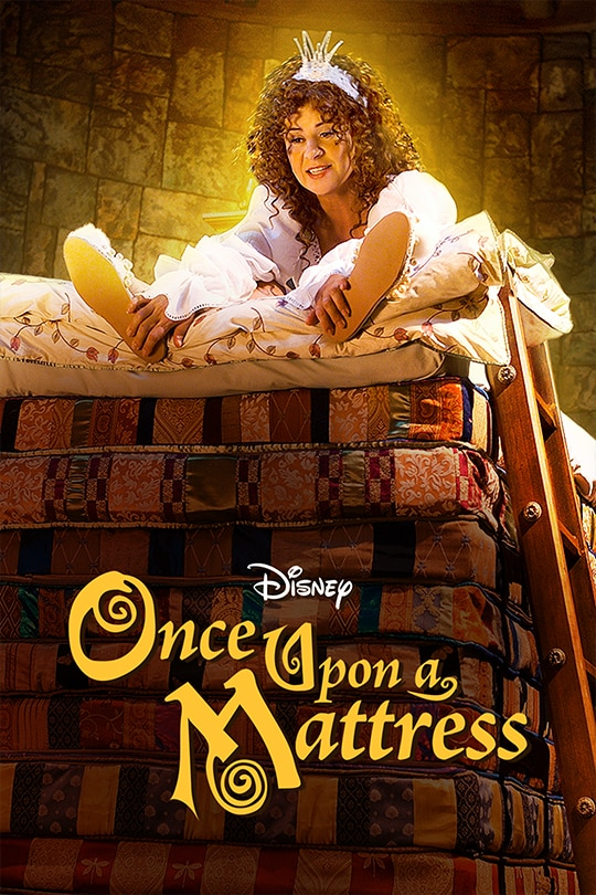 Once Upon A Mattress movie poster
