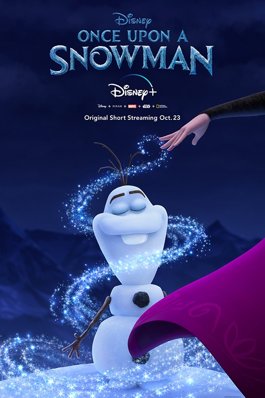 Once Upon a Snowman | Disney+ Originals