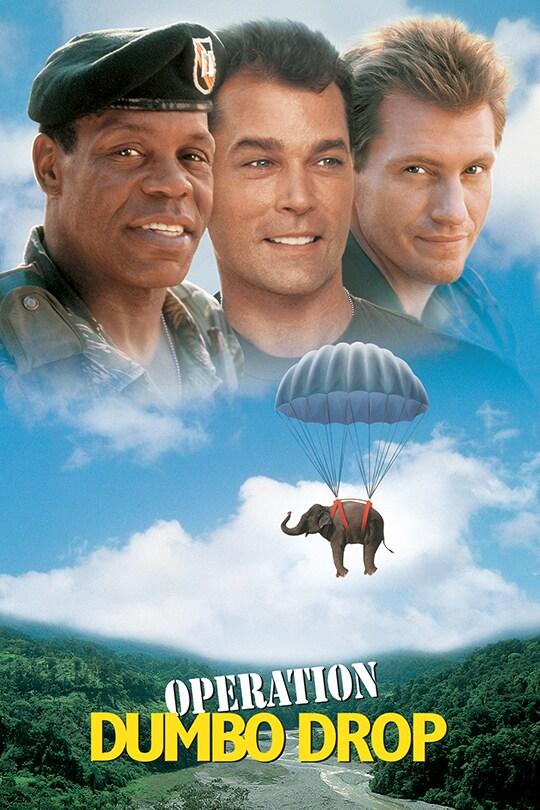 Disney | Operation Dumbo Drop movie poster