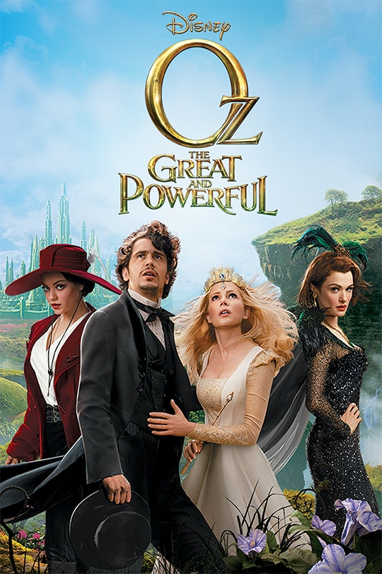 Disney | Oz the Great and Powerful poster