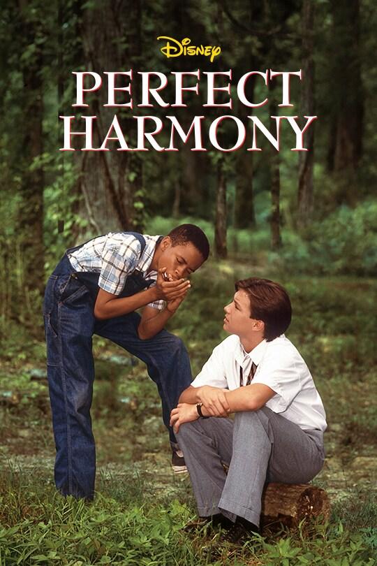 Disney Perfect Harmony movie poster