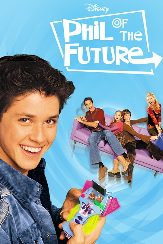 Disney | Phil of the Future poster