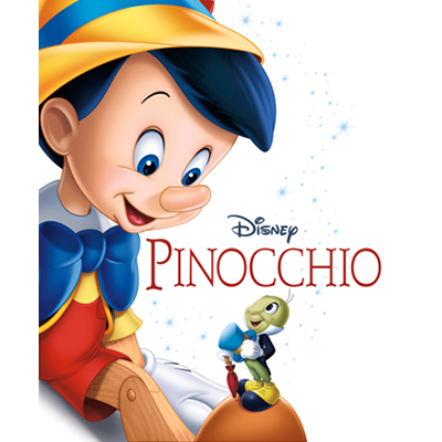 pinocchio disney movies