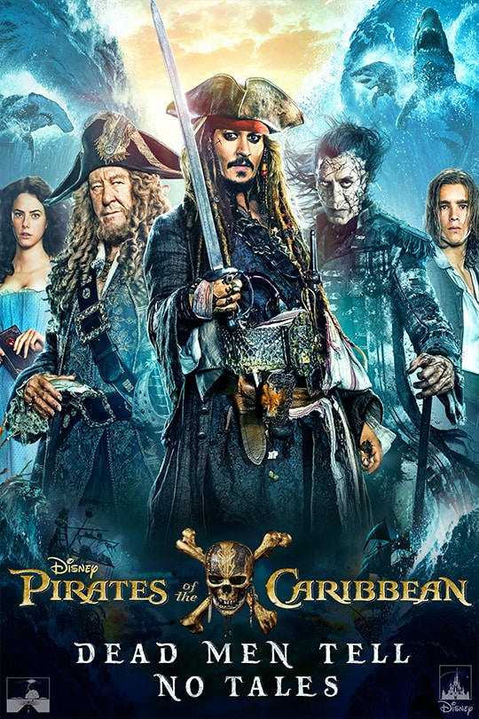 Disney | Pirates of the the Caribbean: Dead Men Tell No Tales