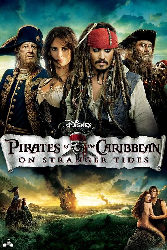 Disney | Pirates of the Caribbean: On Stranger Tides