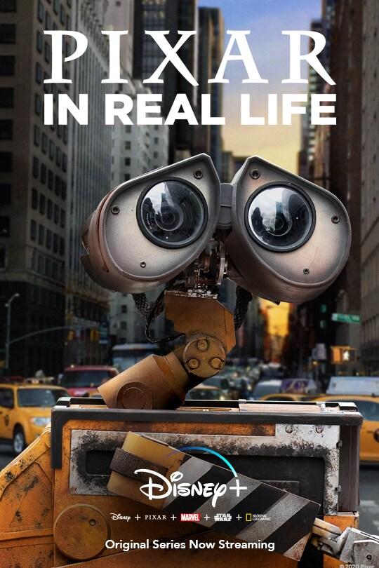 Pixar In Real Life - poster image
