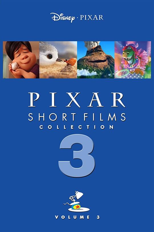 Pixar Short Films Collection, Vol. 3 poster