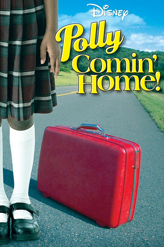 Polly Comin' Home movie poster