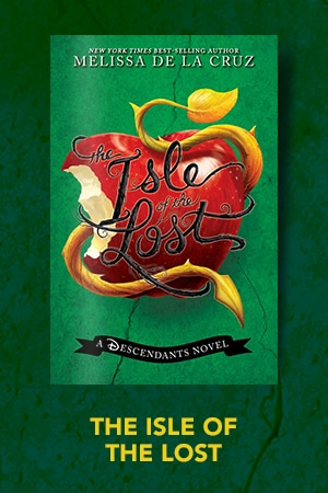 Books - The Isle of the Lost