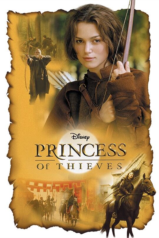 Princess Of Thieves movie poster