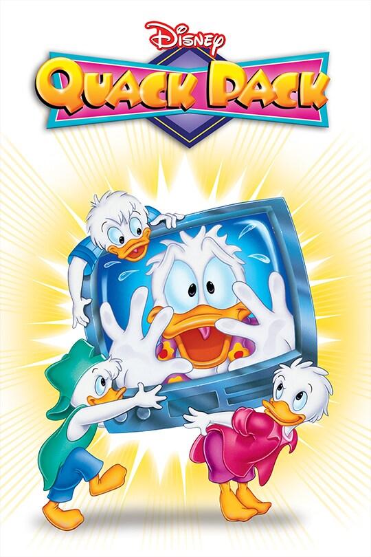 Disney | Quack Pack poster