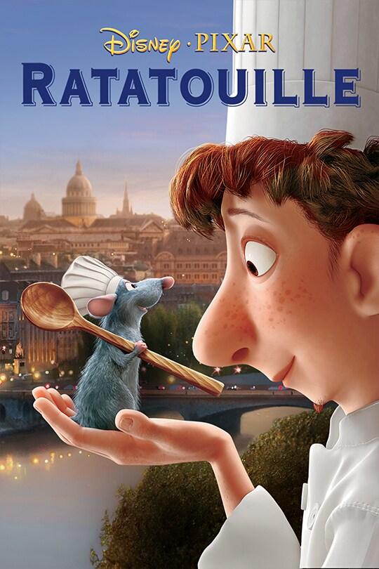 Disney and Pixar's Ratatouille poster