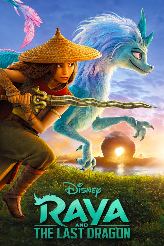 Disney | Raya and the Last Dragon | movie poster