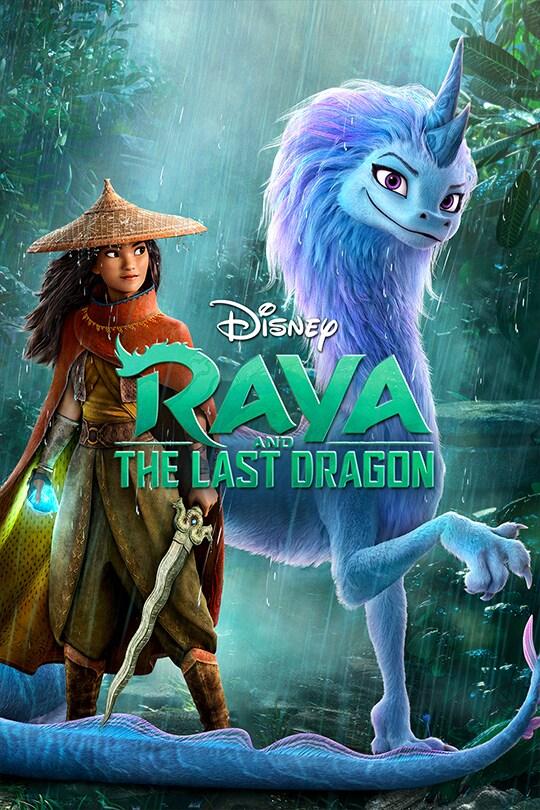 Disney | Raya and the Last Dragon | movie poster