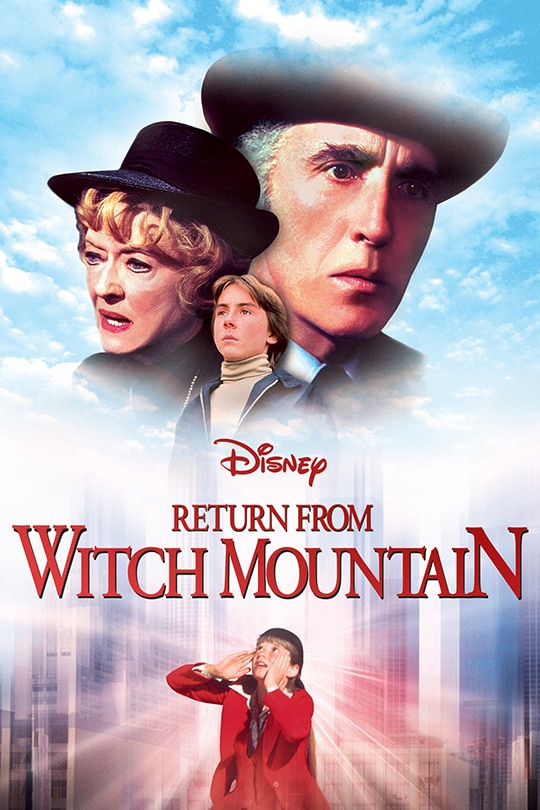 Return from Witch Mountain movie poster
