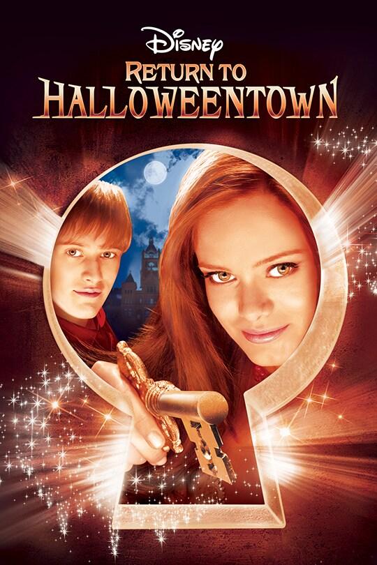Disney | Return to Halloweentown movie poster