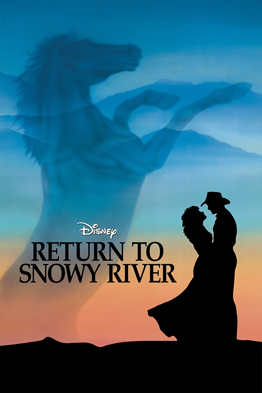 Return to Snowy River Movie Poster