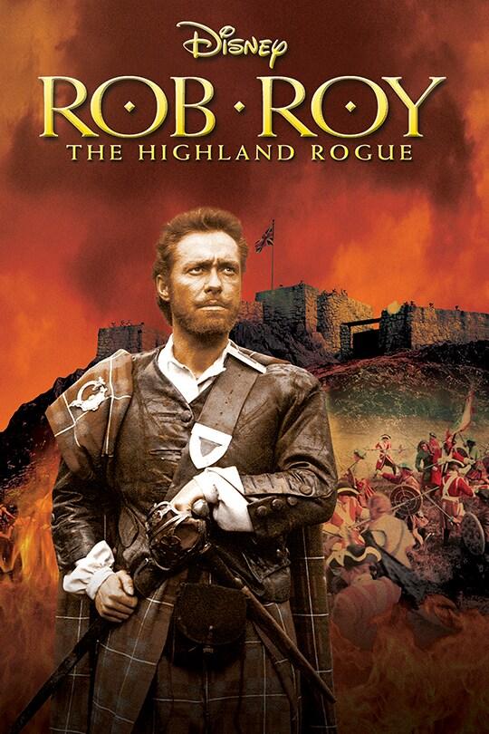 Disney | Rob Roy: The Highland Rogue movie poster