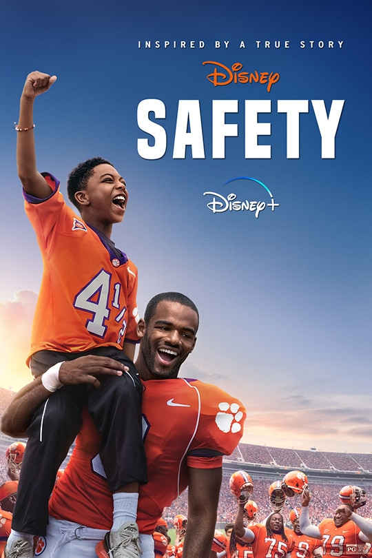 Safety | movie poster