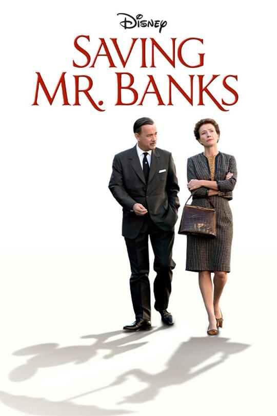 Saving Mr. Banks movie poster
