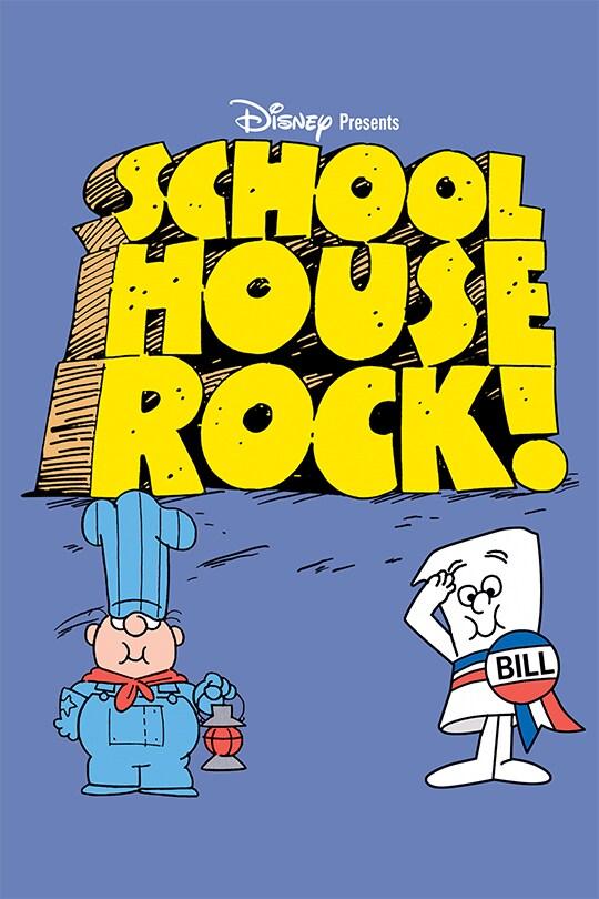 Disney Presents School House Rocks! poster